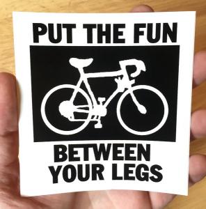 fun between legs