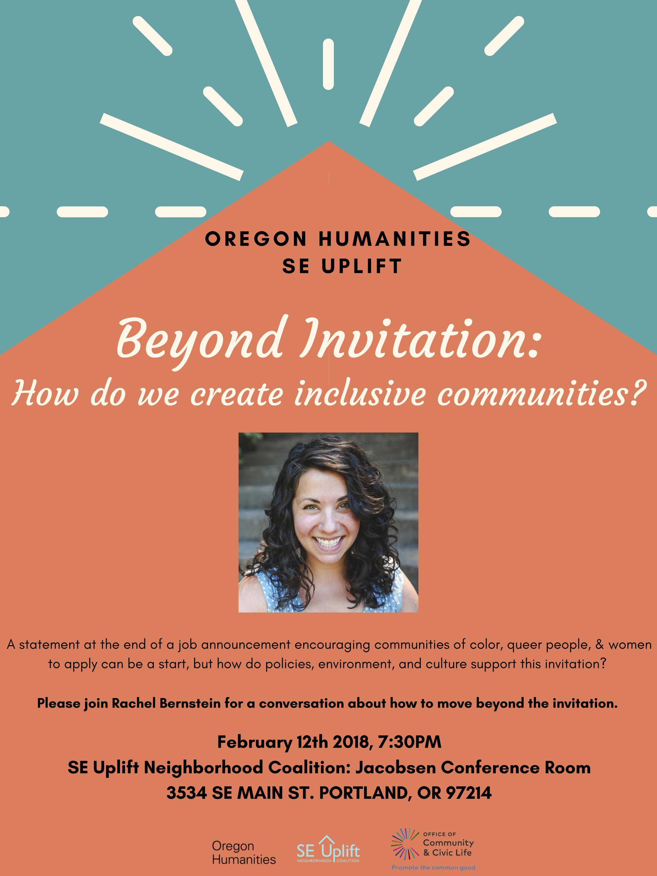 Beyond Invitation_Inclusive Communities