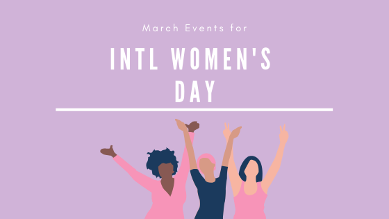 Event INTL Women's Day