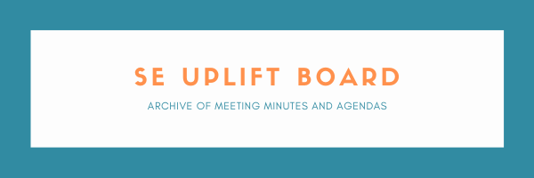 SE Uplift Board Meeting Archive